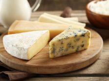 発酵食品のチーズ