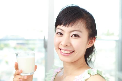 豆乳と生理