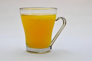 スパイス白湯